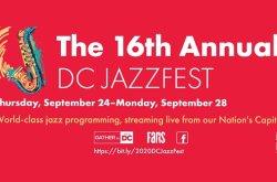 16th Annual DC JazzFest