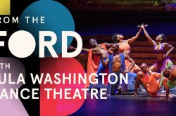 From the Ford: Lula Washington Dance Theatre