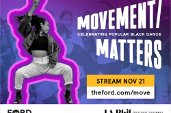 Movement/Matters: A Celebratory Deep Dive Into Black Dance