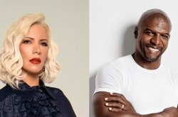 Actor Terry Crews & Rebecca King Crews| LA Times Festival of Books