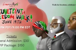 Juneteenth Freedom Walk