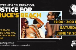 Juneteenth Celebration: Justice for Bruce's Beach