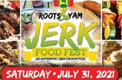 Roots x Yams Jerk Food Fest