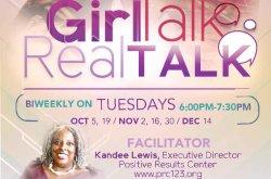 Girl Talk, Real Talk