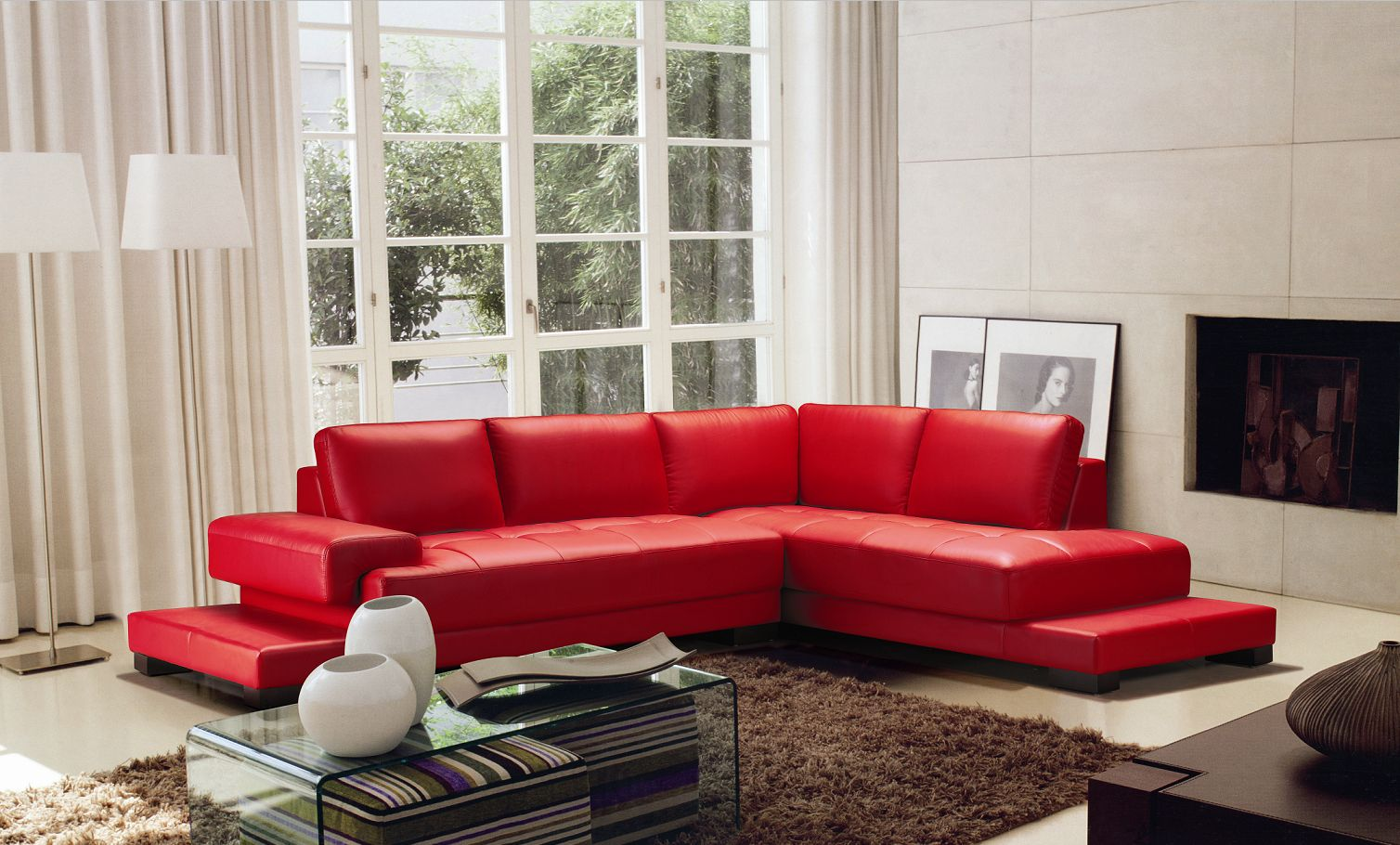 Culture editor, buzzfeed uk generally speaking: 2226 Red Sofa Set | Black Design Co