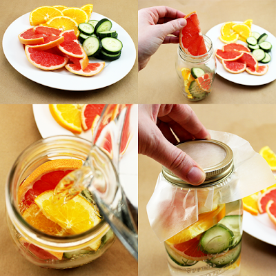Amazing 6 Detox Water Recipes for Fast Weight Loss