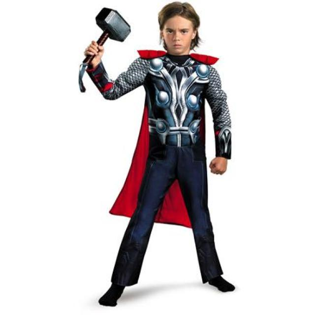 Thor- Kid Halloween-Costume