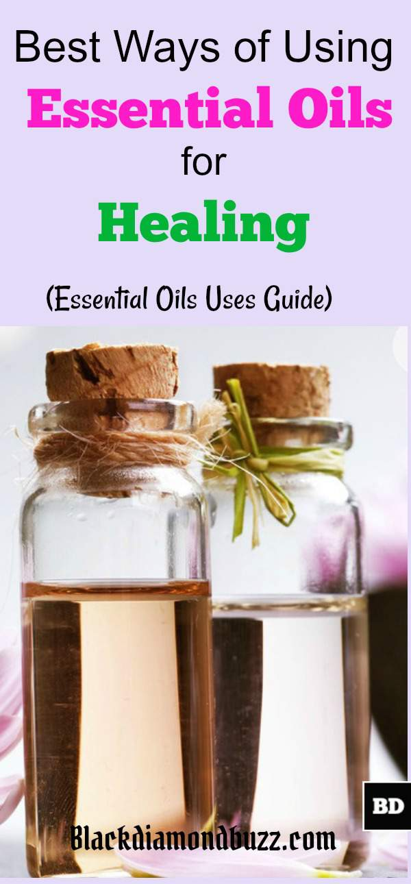 Essential Oils Uses Guide