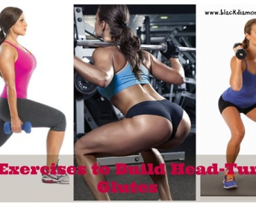The Most Effective  Glute Exercises for Women to Make Butt Bigger