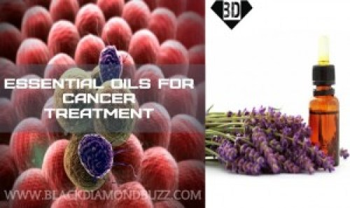 Essential Oils for Cancer Treatment that work