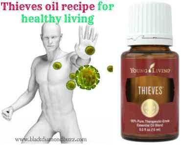 thieves oil recipe