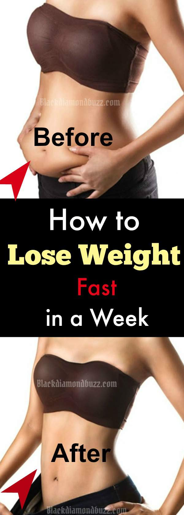 How to Lose Weight Fast with Best Diet Plan in 15 Days