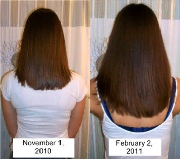 Using Coconut Oil for Hair Growth