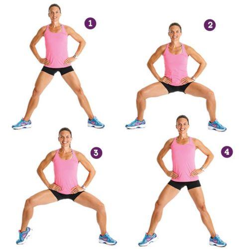 Najlepsze ćwiczenia do utraty tłuszczu z górnej części uda w 7 dni