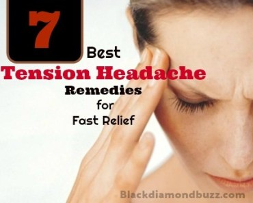 tension headache relief
