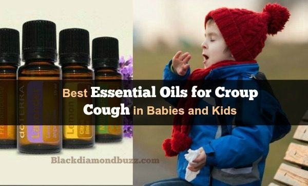 Best Essential oils for Croup Cough in Babies and Kids