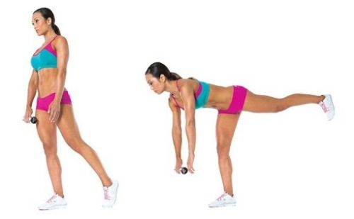 7 Exercises to Get rid of Cellulite on Buttocks and Thighs Fast