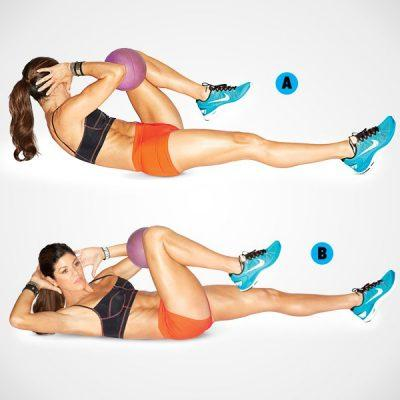 How to Get a Flat Stomach in a Week Fast and Maintain It