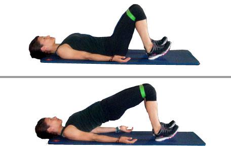 Meilleurs exercices pour tonifier les jambes et l'intérieur des cuisses rapidement en 2 semaines