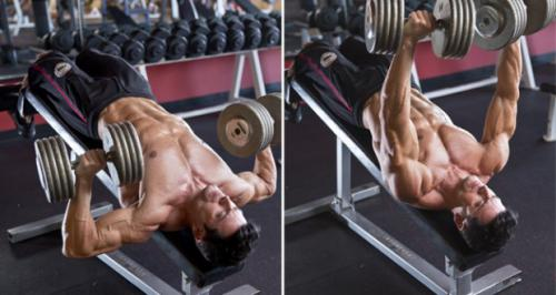 10 Best Chest Workout for Men - Chest Workout Routine for Mass