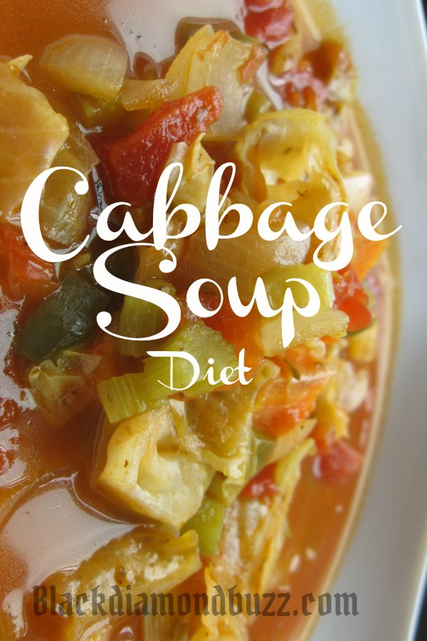 Best Cabbage Soup Diet Recipe For Weight Loss Lose 10