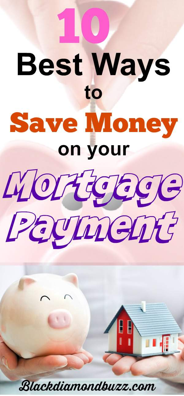 10 Best Ways on How to Save Money on Your Mortgage Payment