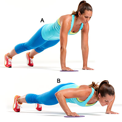 10 Best Exercises to Reduce Breast Size Naturally at Home in