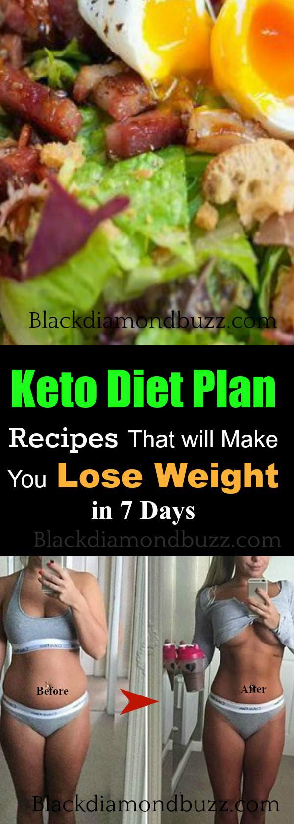 Keto Diet Plan Recipes That Will Make You Lose Weight in 7 Days 2