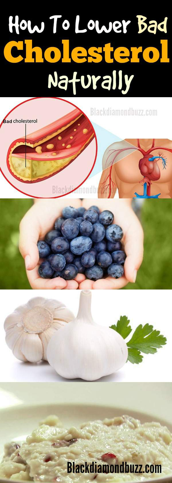 how can you get rid of cholesterol