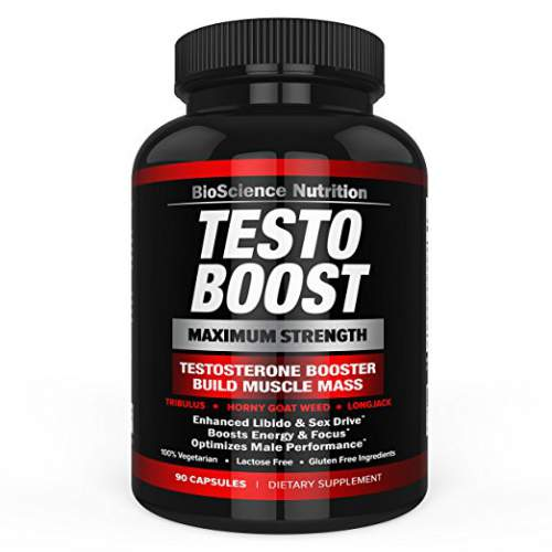 Testosterone Booster :10 Best Test Boosters that works