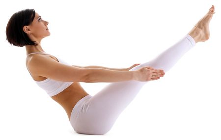 Boat Pose-Exercises to Lose Belly Fat- 10 Belly Fat Burning Exercises
