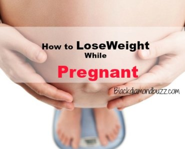 How to Lose Weight while Pregnant - Getting pregnant is an exciting experience for every woman. The joy of looking forward to having a baby is one of the best feelings ever. One thing most women don't look forward to during pregnancy is gaining extra weight. However, this is inevitable and totally normal.