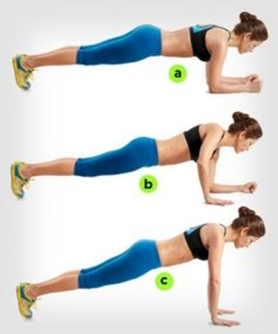 Rolling Plank Exercise_Exercises to Lose Belly Fat- 10 Belly Fat Burning Exercises