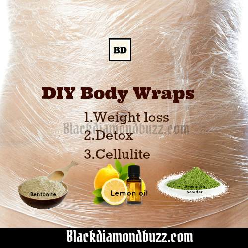 DIY Body Wraps for Weight Loss, Detox and Getting Rid of Cellulite