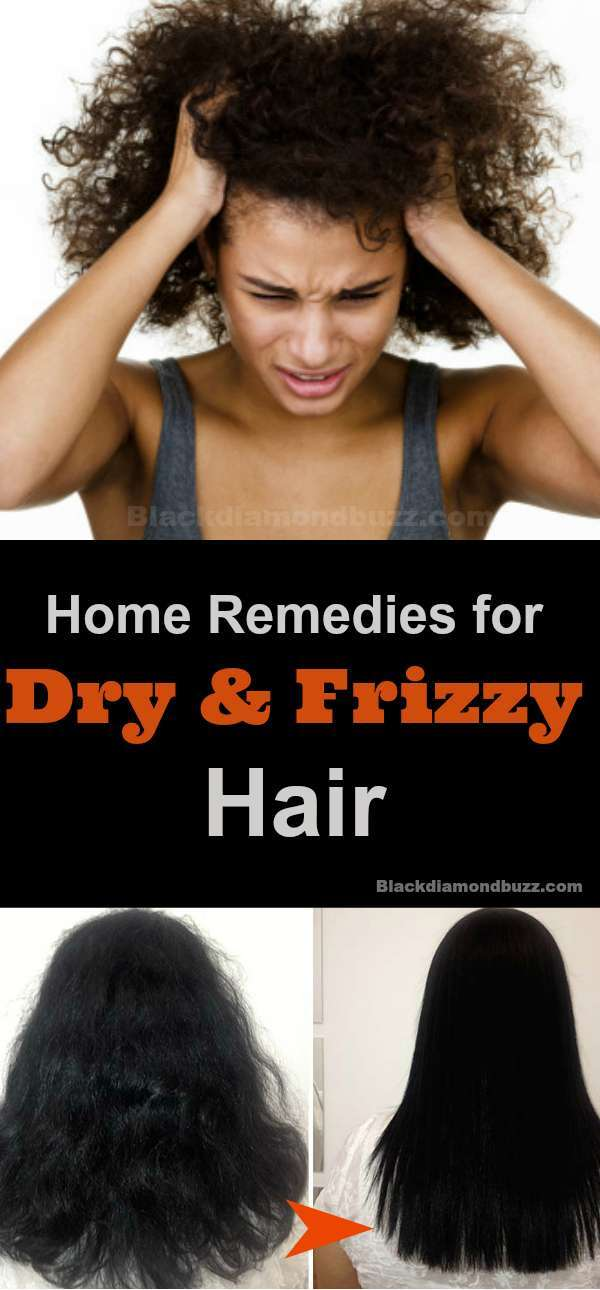 DIY Home Remedies for Dry Hair: These Hair Treatments Fix Your Hair Overnight