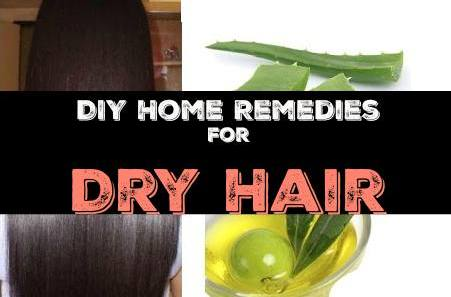 DIY Home Remedies for Dry Hair: These Hair Treatments Will Fix Your Hair Overnight