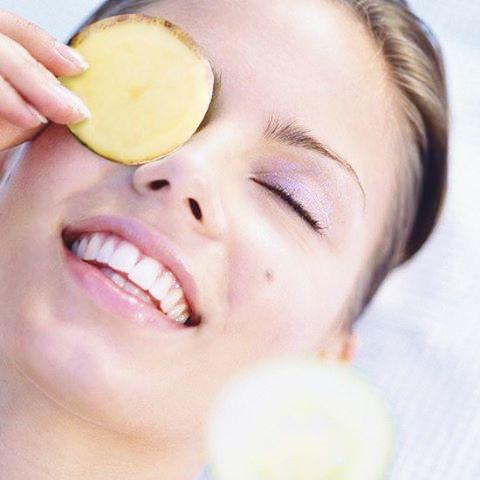 Potatoes for Dry Eye