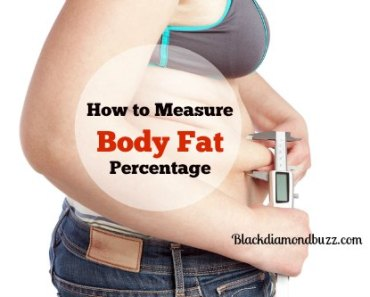 Body Fat Percentage Chart-How to Measure Body Fat Accurately at Home
