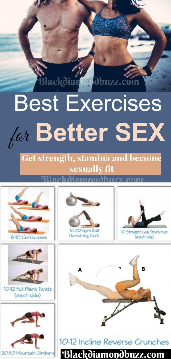 Strengthening exercises for having sex