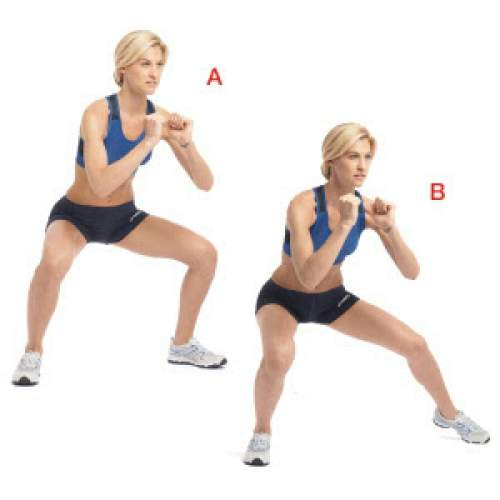 Butt and Inner Thigh Exercises to Lose Thigh Fat Fast at Home