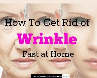 how to get rid of wrinkle permanently