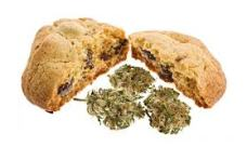 cookies and marijuana