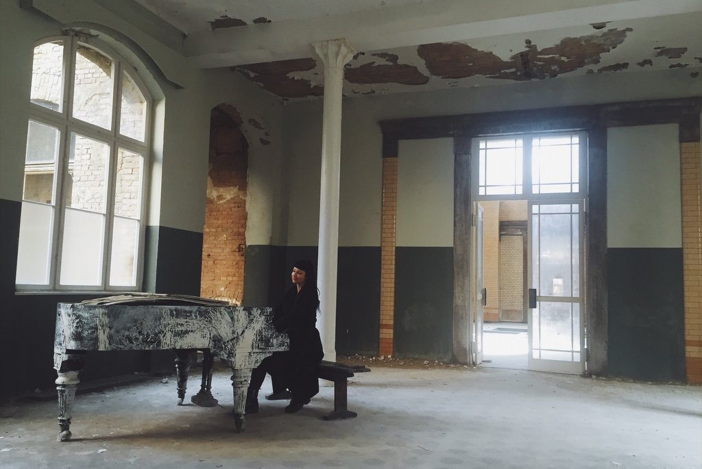 Beelitz Heilstaetten piano locaties