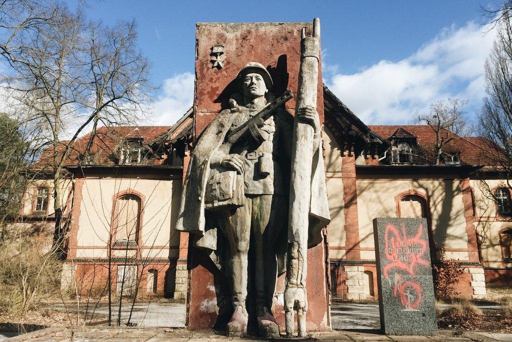 Beelitz Russen Militair Hospitaal