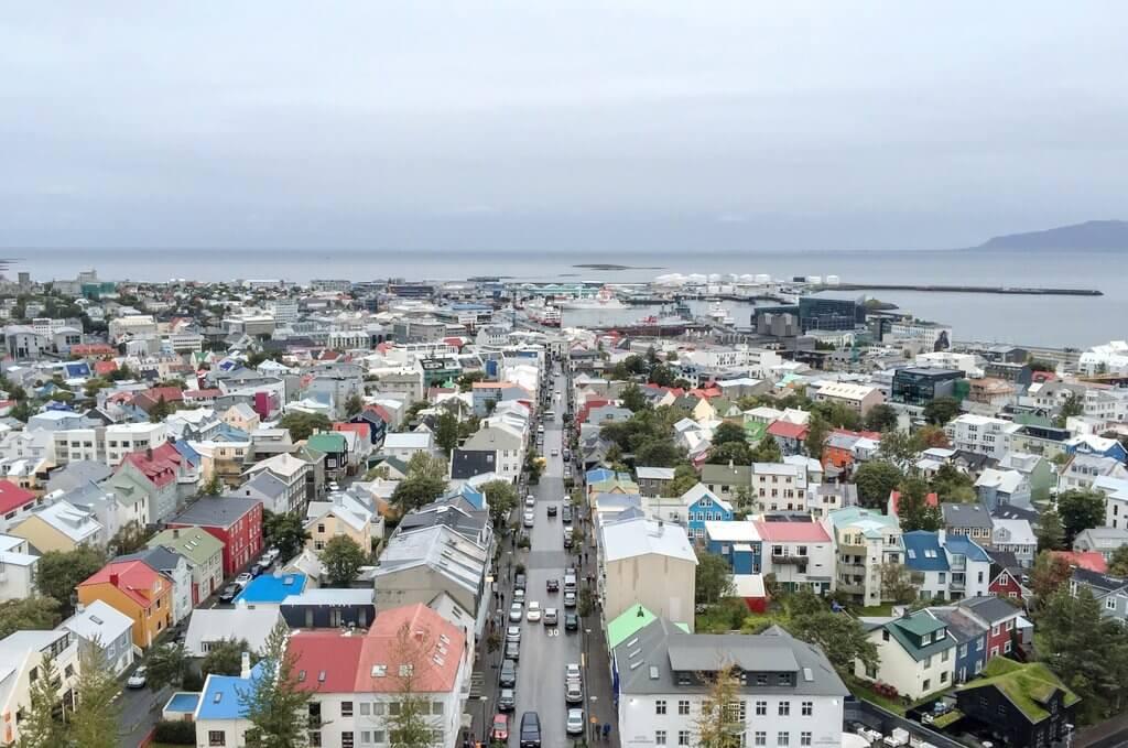 Reykjavik IJsland Tips