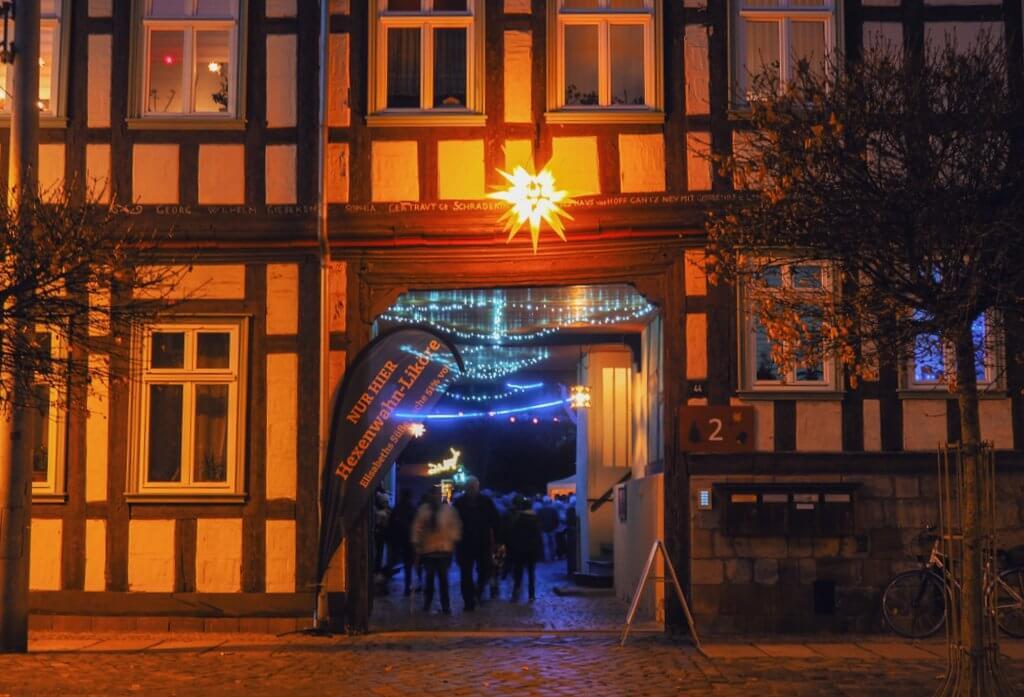 Halberstadt Kerst Hoe