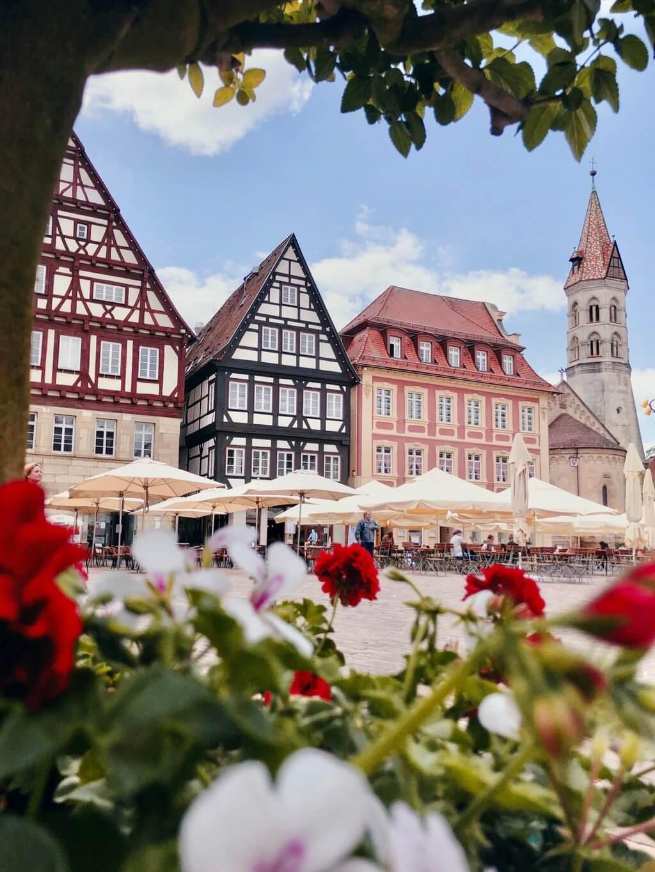 Marktplein Schwäbisch Gmünd