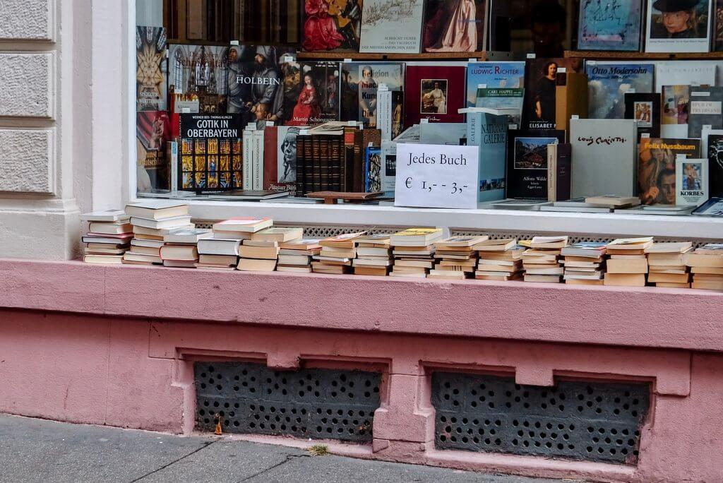 Winkelen in Altstadt Heidelberg
