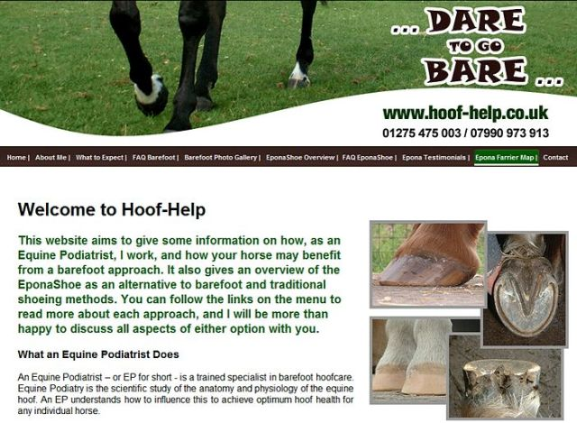 Hoof help