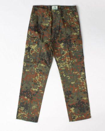 pantalone da caccia mimetico tedesco